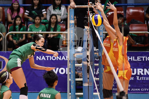 Lady Stags seek 23rd NCAA women's volleyball title, Benilde its first in do-or-die match