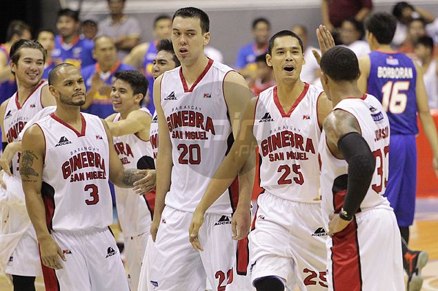 Japeth Aguilar on becoming Ginebra's 'stretch-4': 'Open ako to expand my game like that'