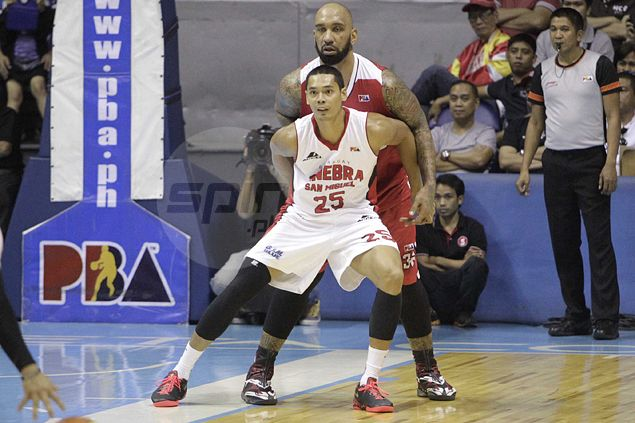 Misfiring Ginebra big man Japeth Aguilar finally 'shows up' with big impact on defensive end