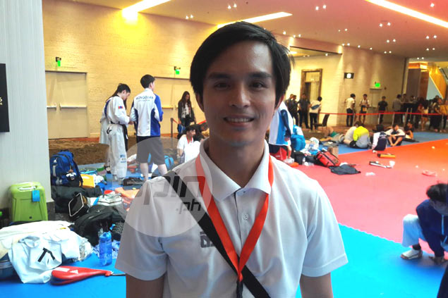 Japoy Lizardo embraces new challenge in transition from star athlete to national coach