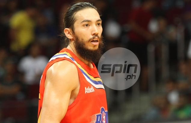 Meralco skipper Jared Dillinger not rushing return as he recovers from knee injury