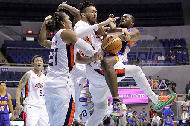 Jared Dillinger believes semis stint a good stepping stone for Bolts despite being swept by Elasto Painters