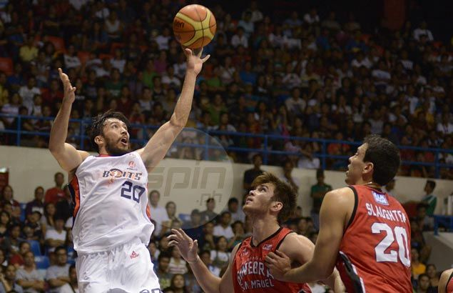 Meralco pulls off shocker to arrest slide and send Ginebra to second straight loss