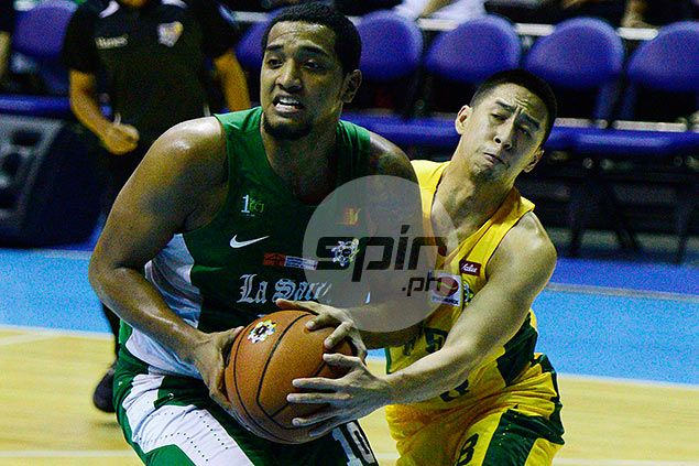 Jason Perkins staying on for final season with La Salle Green Archers in UAAP