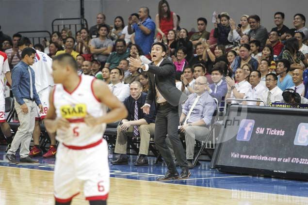Jason Webb is going to be a great coach in this league, says veteran Yeng Guiao