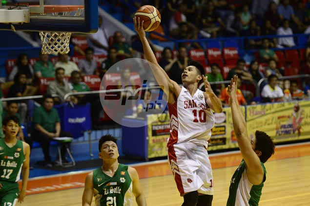 San Beda standout Javee Mocon finally gets Gilas attention with cadet pool invite