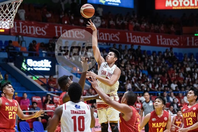 San Beda stretches unbeaten run to seven games with victory over Mapua