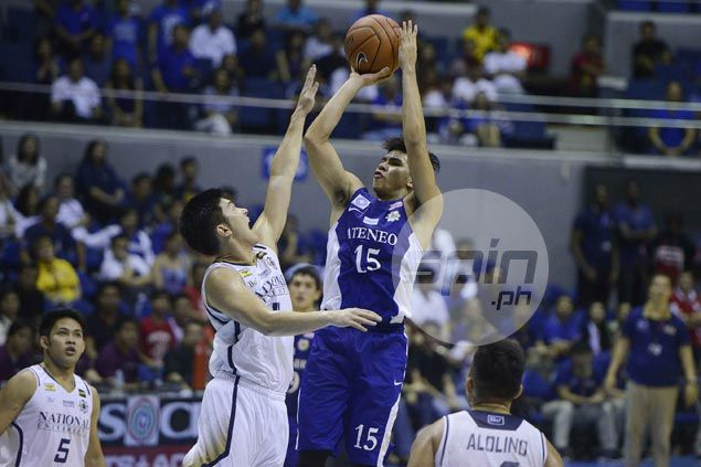 Is he really the 'Kiefer Stopper?' Premier NU defender Pao Javelona plays down tag
