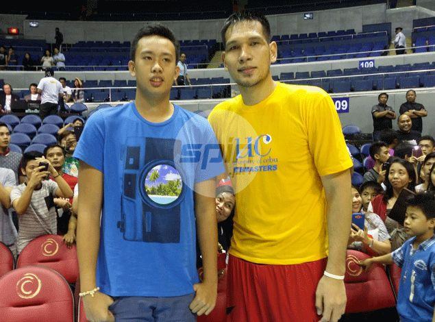 Fajardo ribs teen prodigy Jay Pangalangan: 'DotA lang ang bisyo, okay lang 'yun'