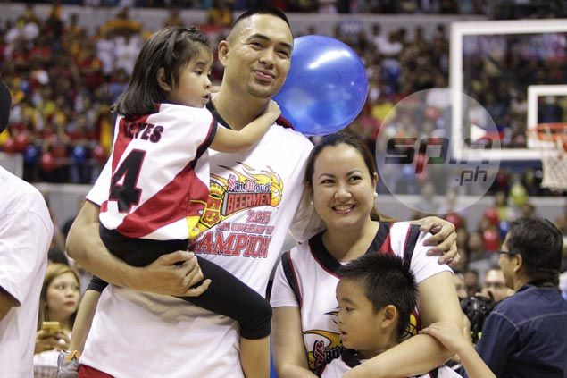 After nine seasons and six teams, JayR Reyes says first PBA title well worth the wait