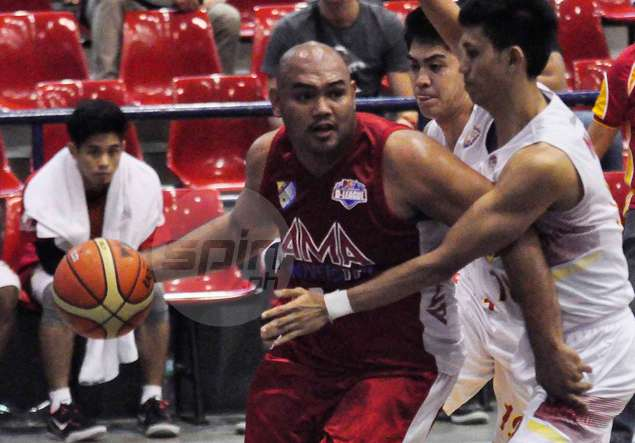 Maynilad employee Jay-R Taganas in D-League comeback as he pursues shelved PBA dream