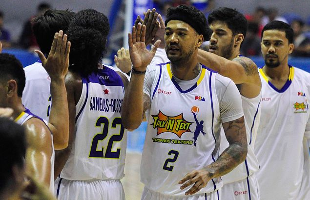 Jay Washington back to his best as Talk 'N Text deals sister team NLEX a beating