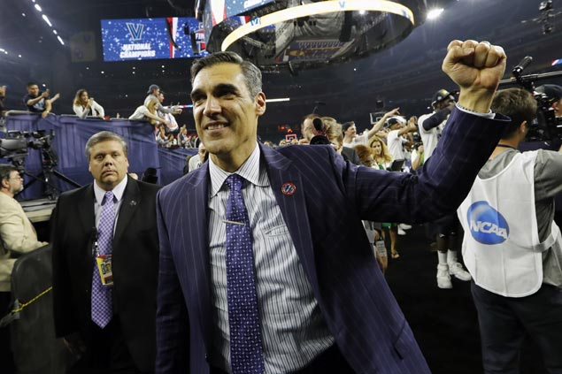 Jay Wright finally finds validation as NCAA champion coach after 15 years in Villanova