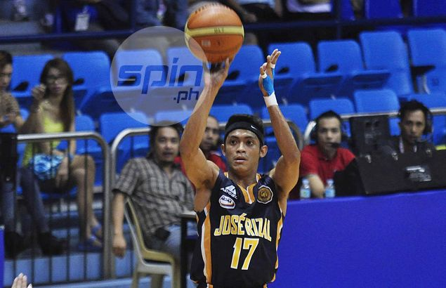 Jose Rizal guard Jaycee Asuncion emerges villain against former team Perpetual Help