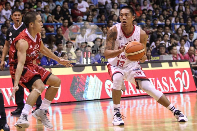 Jayjay Helterbrand adjusts to diminished role at Ginebra, admits it takes some getting used to