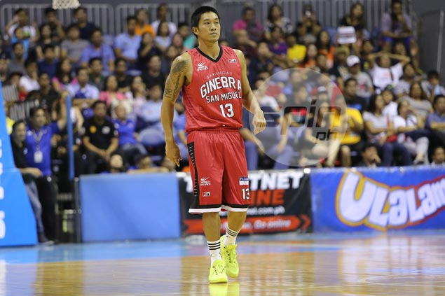 Cone says Helterbrand still playing at high level, but two factors keep his playing time down