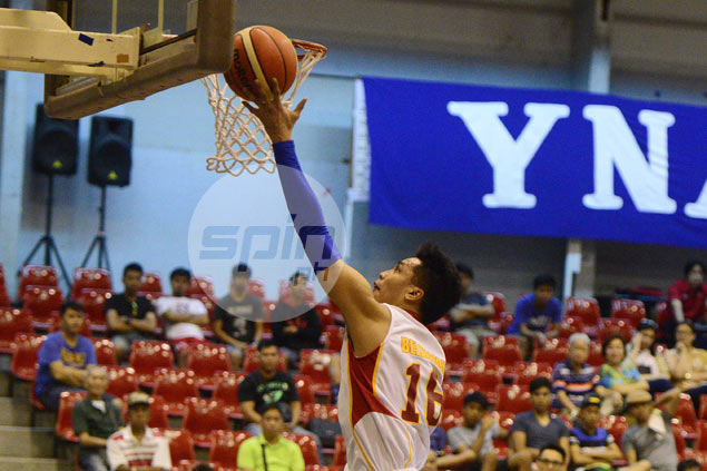 JP Belencion shows way as Tanduay turns back Mindanao Aguilas in battle of D-League tailenders