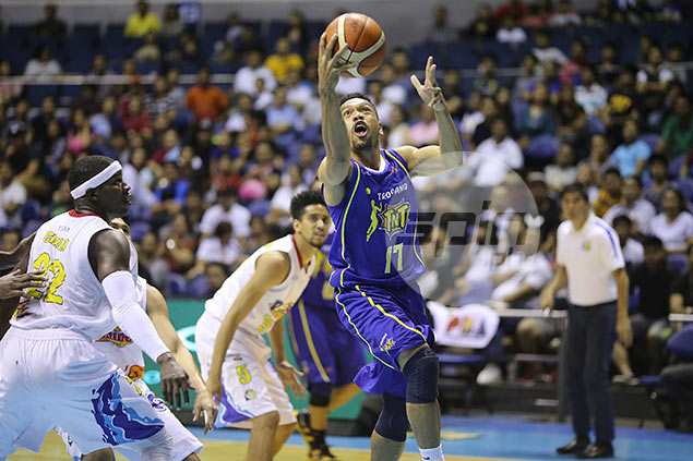 Jayson Castro return energizes Tropang TNT in runaway win over Rain or Shine