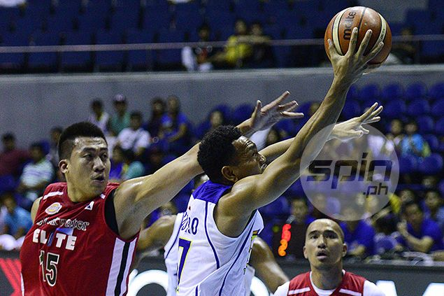 Talk 'N Text wins pulling away as fast-starting Blackwater loses steam in the end