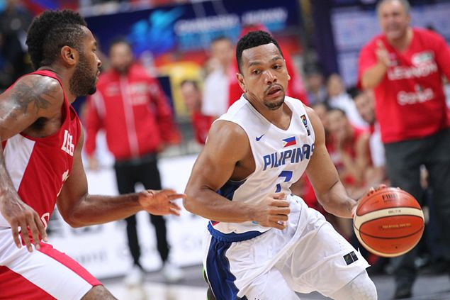 On Baldwin's prodding, Jayson Castro takes charge and leads by example for Gilas
