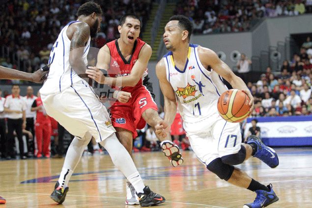 Talk 'N Text escapes with a win as Jayson Castro proves a thorn in side of Ginebra