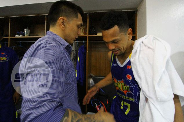 Pingris says Castro's improved shooting left Purefoods in a pick-your-poison dilemma