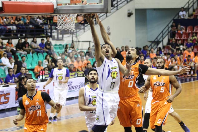 Jayson Castro remains upbeat of TNT's title-retention bid despite Ivan Johnson ban
