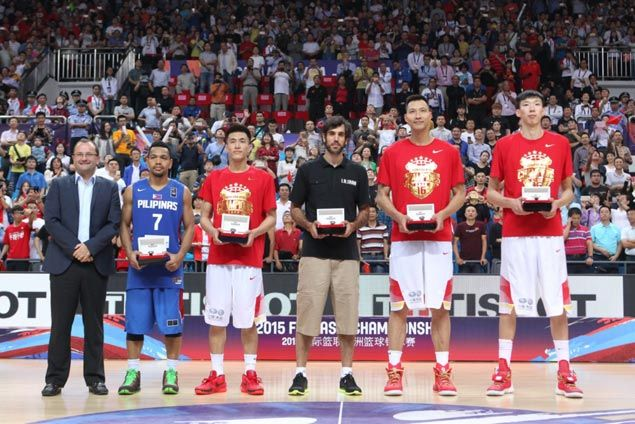 Jayson Castro willing to trade second Mythical Team selection for Fiba Asia championship