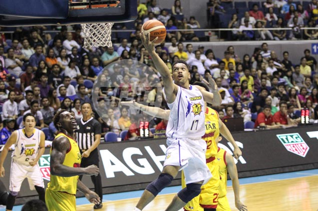 Tropang TNT holds breath as Jayson Castro's old Achilles injury resurfaces