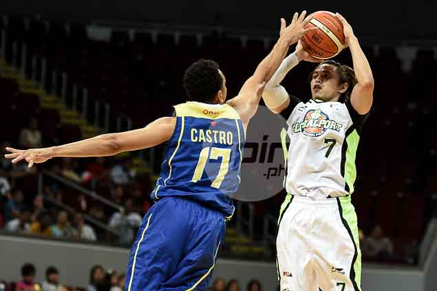 Terrence Romeo has nothing but respect for Jayson Castro after winning latest shootout