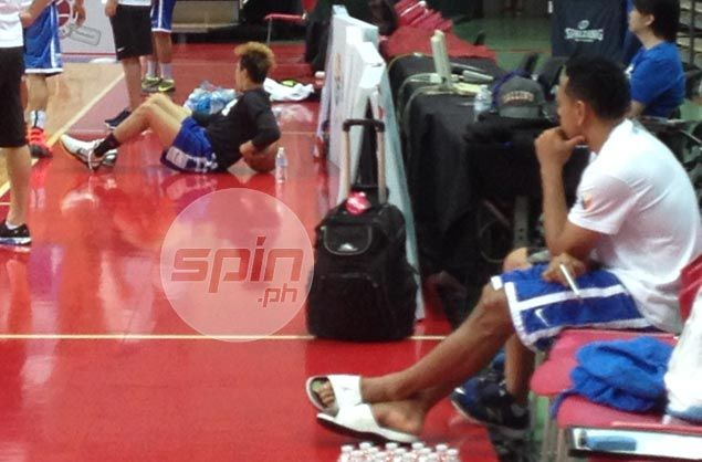 Abueva at point guard? Possibility raised as Gilas faces US selection without three playmakers