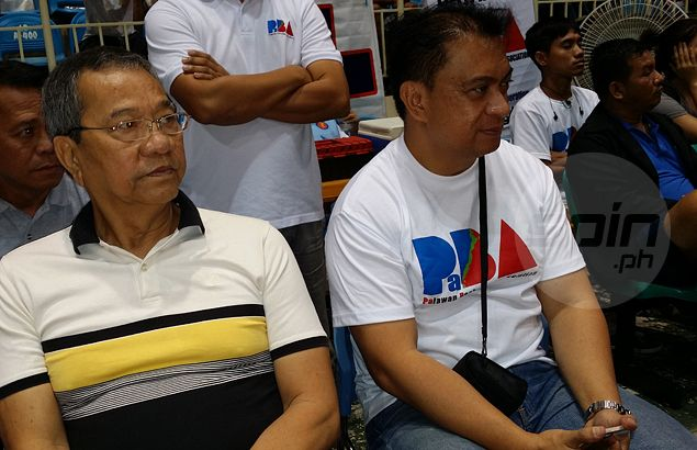 PBA personalities back former Powerade governor JB Baylon for league commissioner