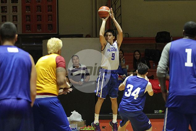 New dad JC Intal counts his blessings after surprise stint with Gilas 3.0