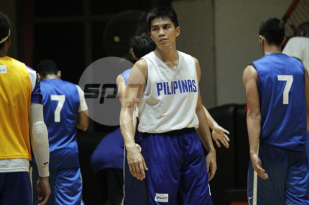 JC Intal out to prove he deserves spot in Gilas Pilipinas training pool