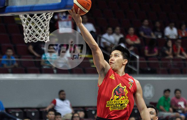 Inspired JC Intal gives Barako Bull an energy boost, earns Player of the Week honors