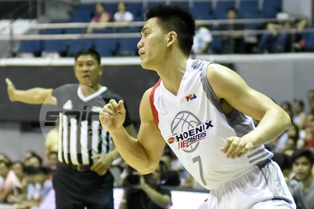 Phoenix coach fears JC Intal out for four, six weeks due to bone spurs on ankle