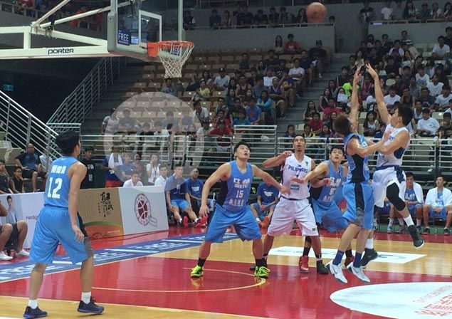 Fiery Gilas Pilipinas rips Chinese-Taipei B to clinch second place in Jones Cup