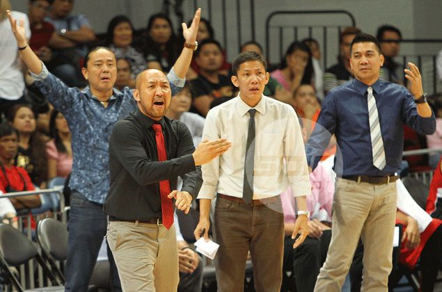 Source: Jeff Cariaso out as Ginebra coach, Ato Agustin set to re-assume reins