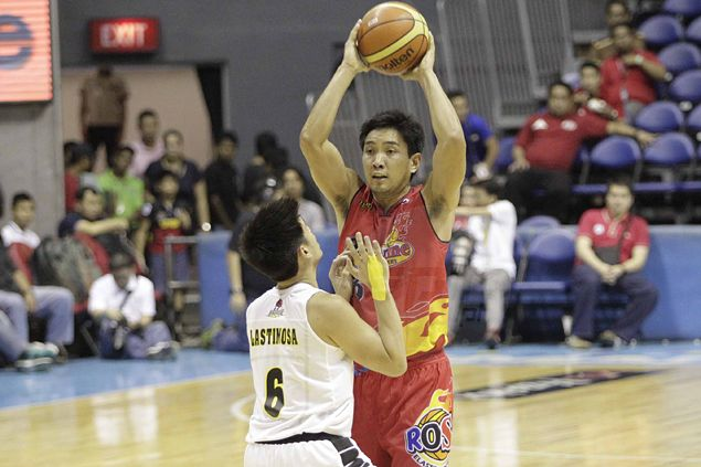 Rain or Shine gunner Jeff Chan admits he was jolted into action by Guiao trade threat
