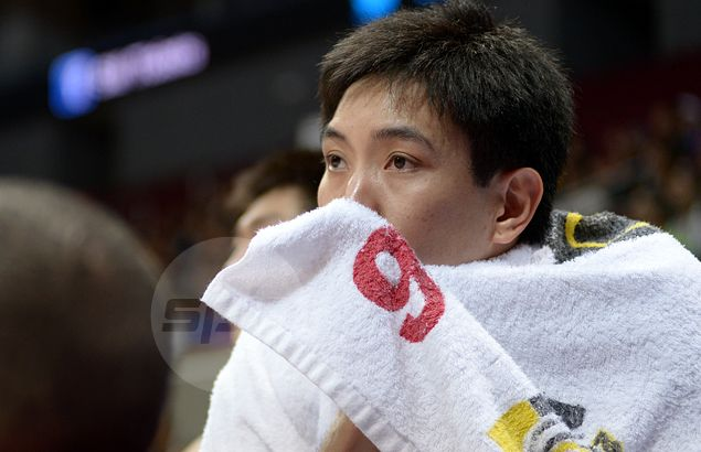 Turnovers negate Jeff Chan's offensive explosion in Rain or Shine's Game One loss