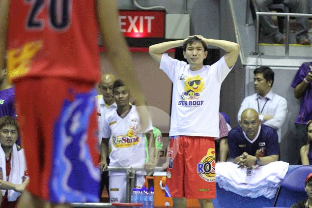Ruled out for rest of series, Jeff Chan left to rue lack of urgency in Rain or Shine play