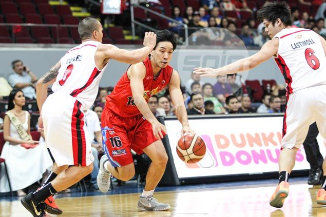 Rain or Shine takes care of business against Blackwater, but Guiao far from happy