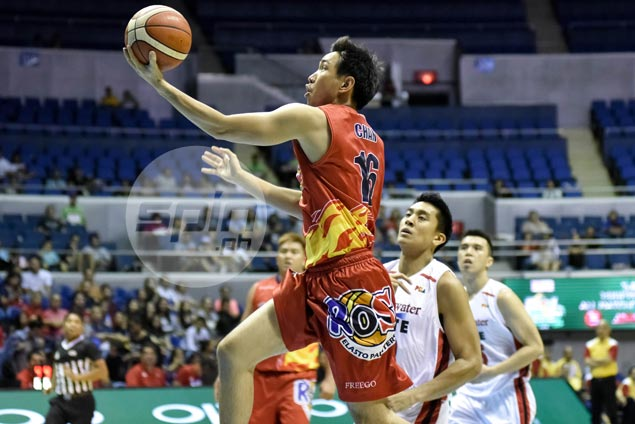 Rain or Shine rolls past Blackwater, gains steam heading into PBA playoffs