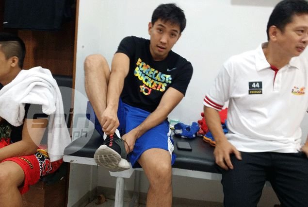 Rain or Shine star Jeff Chan in doubt for Game One, fears sitting out entire PBA Finals