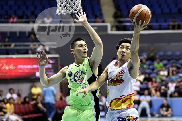 Rain or Shine rediscovers form, clinches quarterfinal berth at expense of GlobalPort
