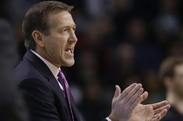 Jeff Hornacek officially hired as coach of New York Knicks