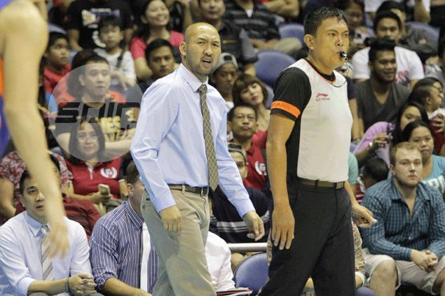 Jeff Cariaso convinced hard-luck Blackwater ripe for a win - but not at Ginebra expense