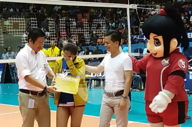 Jen Reyes turns emotional after being named to PSL selection to world club championship