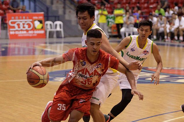 AMA takes wire-to-wire victory over Livermarin in D-League Foundation Cup opener