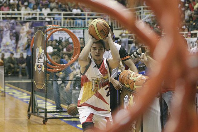 SMB guard Jeric Fortuna leaves favorites in the shade by ruling Obstacle Challenge